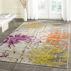 Shop for Safavieh Porcello Ivory/ Grey Rug (9' x 12') and more for everyday…