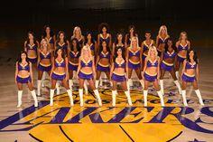 2017-18 Laker Girls Nba Cheerleaders, Cheerleading, Lakers Girls, Lakers Vs, Ice Girls, Los Angeles Lakers, Girl Boss, Strong Women, Women Empowerment