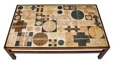 Tue Poulsen Tile Coffee Table 5