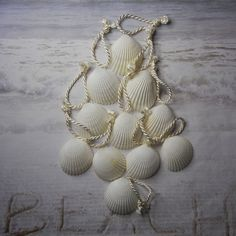 Shell Favors - Ornaments
