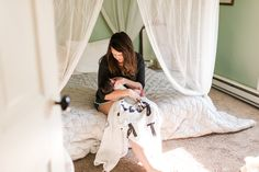 Photography by Kelsey Jonas newborn lifestyle sessions just have a way of getting my heart… but when they're of this girl and her new little girl– wow, my heart is a beautiful wreck. we've spent a season doing life together before husbands and babies were even a thing. stood up in each other's weddings. we've …