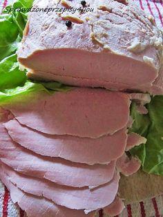 Bardzo chuda ! domowa wędlinka super sprawdza się nie tylko na kanapki ale również w galarecie czy też na ciepło, wystarczy tylk...