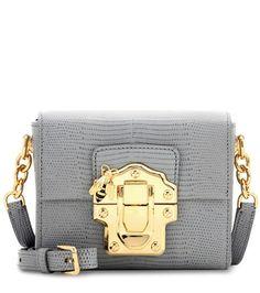 Dolce & Gabbana Lucia Mini Shoulder Bag For Spring-Summer 2017