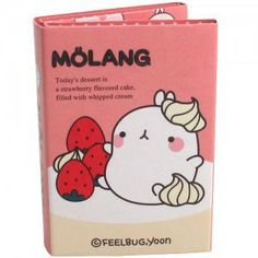 Molang sticky note set!