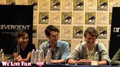 Divergent at Comic Con