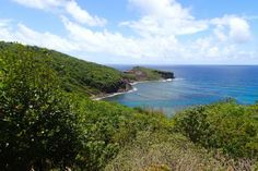 Along the hike to Bequia head, you'll enjoy views like this of Bequia's northeast coast.