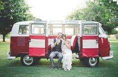 coches originales bodas