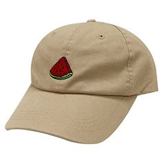 Dad Caps, Hunter Green, Beanie Hats, One Size Fits All, Baseball Cap, Watermelon, Fashion Brands, Dads, Unisex