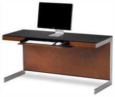 best modern computer desk #19241
