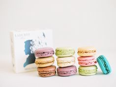 Pretty French Macarons