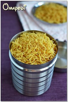 Chats and Snacks Archives - Page 2 of 3 - Sharmis Passions Indian Desserts, Indian Snacks, Indian Dishes, Indian Food Recipes, Vegetarian Recipes, Dry Snacks, Savory Snacks, Yummy Snacks, Snack Recipes