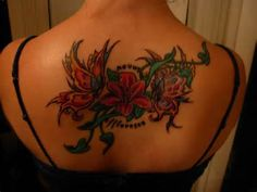 Recent Photos The Commons Getty Collection Galleries World Map App - Tattoo Images Tropical Flower Tattoos, Butterfly With Flowers Tattoo, Flower Tattoo Back, Butterfly Tattoos, Lotus Flower, Butterflies, Puzzle Tattoos, Kunst Tattoos, Bild Tattoos