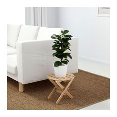 VILDAPEL Plant stand IKEA A plant stand makes it possible to decorate with plants everywhere in the home.