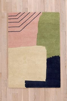 Char-Bea By Ashley G Abstract Rug I Urban Outfitters