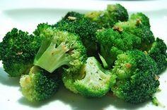 Sauteed Broccoli Recipe | ButterbeanQueen.com