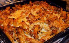 baked pasta fagiole | la bella vita