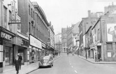 Goose Gate, Nottingham 1970