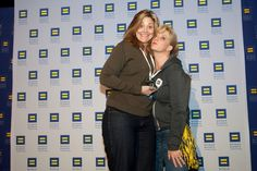 Meredith Baxter spotted in an Alex & Chloe Hoody at HRC's Leadership Conference. #HRC #humanrightscampaign #LGBT #equality #gayrights #alexchloe  http://shop.hrc.org/