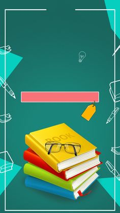 Green geometry brief school season psd layered Poster Background Design, Background Clipart, Background Patterns, Indian Flag Wallpaper, 1 Clipart, Simple Background Images, Boarder Designs, Doodle Frames, School Frame