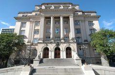 Palácio José Bonifácio - Santos SP Prefeitura Santos - Centro