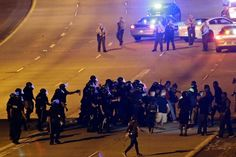 newstalk: Charlotte stays largely peaceful during 3rd night ...