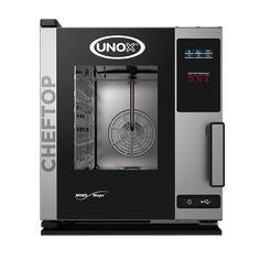 UNOX Cheftop MIND.Maps 5 Tray 2/3 GN Combi Oven XECC-0523-E1R