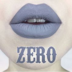 Kat Von D Everlasting Liquid Lipstick in ZERO