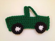 Ravelry: Pick-up Truck Applique pattern by Jennifer Catavu