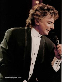 Barry Manilow Showstoppers Tour 1992