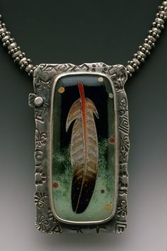 Lundell. She creates beautiful pieces  http://www.lindalundell.com/lundell4.htm