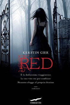 Red (Edelstein Trilogie #1)  by Kerstin Gier, Alessandra Petrelli (Translator)