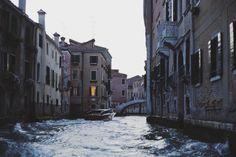 pretty shot of Venice