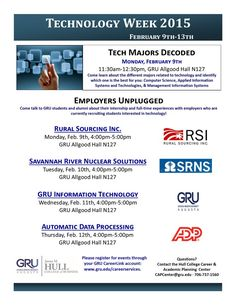 Tech Week 2015 starts Monday the 9th! | Management information systems How to apply Allgood Management Information Systems, Decoding, Computer Science, How To Apply, Student, Technology, Learning, Tech, Studying