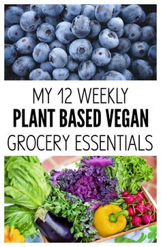 12 Weekly Grocery Essentials Main