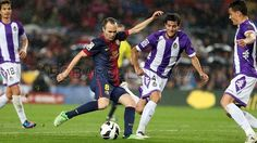 FC Barcelona - Valladolid: No easing up from the Champions (2-1)