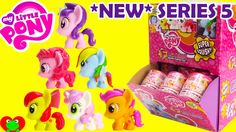 NEW My Little Pony Fashems SERIES 5 with Toy Genie Surprsies. In this My Little Pony video, there are 6 My Little Pony Fashems to collect for Series Starl. My Little Pony Videos, New My Little Pony, Little My, Big Love, Christmas Shopping, Legos, Cool Toys, Samyang Ramen, More Fun