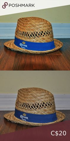 Corona Extra Straw Hat (Beer) This hat is PERFECT for 2020! Pay tribute to the disastrous pandemic plaguing society while also cracking open a cold one with the boys 😳😤🍻 💎 Corona - Light - Beer - Virus - Covid - Coronavirus - Covid-19 - Straw Hat - Beach - Lounge - Chill - Relax - Summer - Funny - Silly - Trendy Corona Accessories Hats Other Accessories, Women Accessories, Urban Planet, Fan Shirts, Black Joggers, Light Beer, Cowboy Hats, Chill, Relax