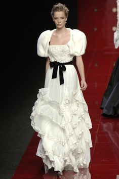 Elie Saab Fall 2006 Ready-to-Wear Collection