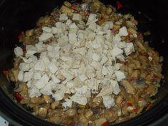 Drob de ciuperci si piept de pui - Bunătăți din bucătăria Gicuței Grains, Rice, Food, Zucchini, Essen, Meals, Seeds, Yemek, Laughter