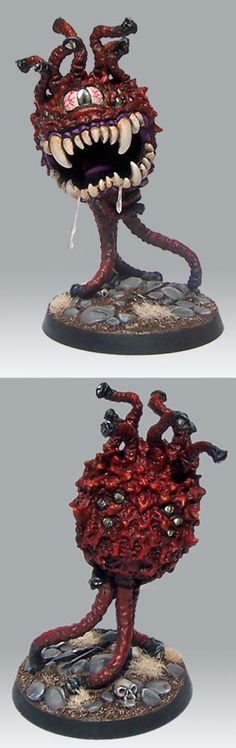 Making realistic drool : Reaper Miniatures :: TheCraft