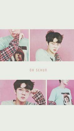 Oh Sehun (오세훈) Exo Photos Gallery❤ Exo Ot12, Kaisoo, Chanbaek, Sehun, Baekhyun Wallpaper, K Wallpaper, Kpop Iphone Wallpaper, Exo Lockscreen, Xiuchen
