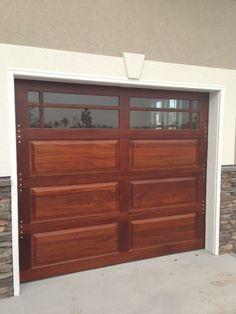 Custom Wood Doors for Your Garage