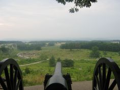 From little round top Gettysburg, PA 2007