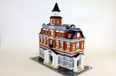 Town Hall Expansion   I created some custom wings for the of…   Flickr
