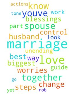 prayer for 2016 and marriage -  LORD I know 2016 is going to be the best year yet! 2015 was filled with ups and downs all which made me a stronger person in Christ. I continue to pray that you transform me into the woman I am destined to be. LORD, thank you for my husband. He is such a gift to me. I pray for our marriage. Help us work together as a team. I know you designed marriage to thrive when a husband and wife function together in partnership like two wings on the same bird, so help…