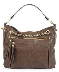 Steve Madden Handbag, Bdayle Convertible Hobo - - Macy's