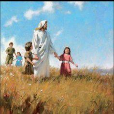 Jesus loves the little children...