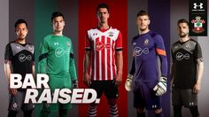 Under Armour presenta los uniformes del Southampton 16-17