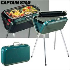 CAPTAINSTAG(キャプテンスタッグ)アーガス V型バーベキューコンロ M-9602【楽天市場】