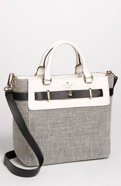 kate spade new york 'bourbon street - fabric skyler' tote   Nordstrom so much want